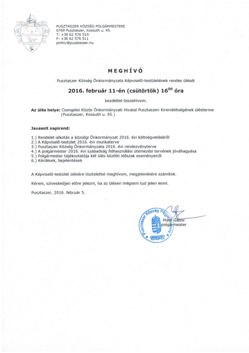 meghívó_testületi_ülésre_20160211